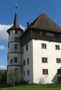 Schloss Schafisheim bei Aarau