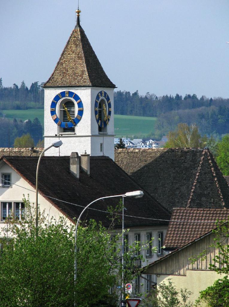 Regensdorf im Kanton Zürich